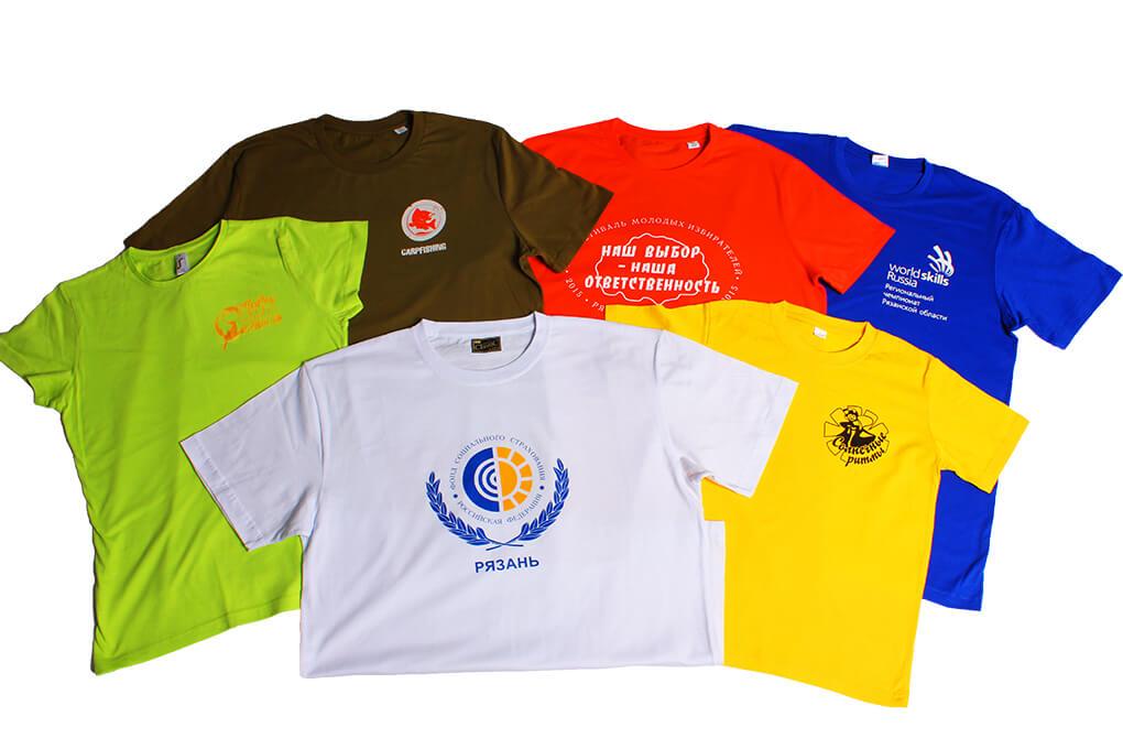 99347a5e88665 Печать на футболках Красноярске на заказ по недорогой цене. Печать ...
